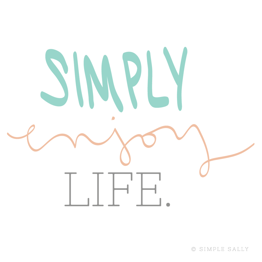 Simply Enjoy Life Quote Simple Sally Enjoying Life Quotes Funny Sister Pictures Best Quotes