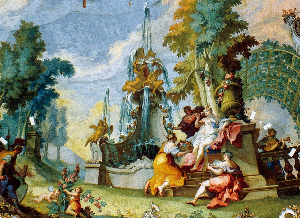 Les Mouvements Dans La Peinture Le Rococo Et Le Rocaille Comment Peindre Peinture Les Arts
