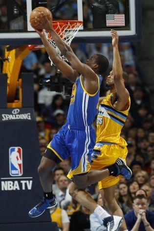 Warriors Barnes Finds Renewed Confidence Harrison Barnes Bay