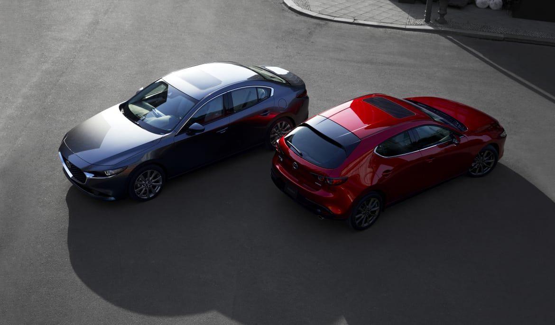 2019 Mazda3 Mazda, Mobil keren, Mobil