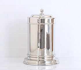 Small Bathroom Bins classic pedal bin | bathroom : accessoires | pinterest | classic