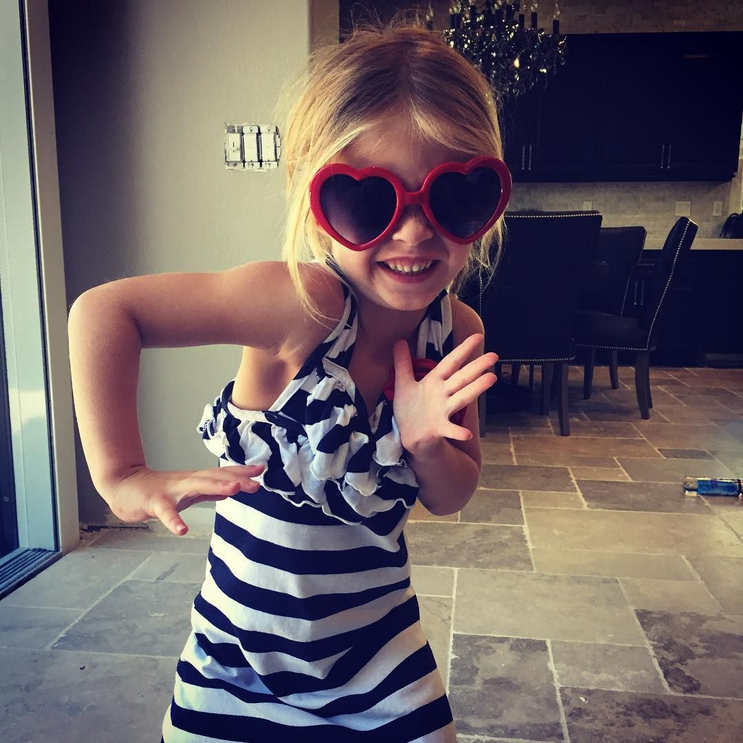 Christina el moussa on instagram our little firecracker for Tarek christina el moussa