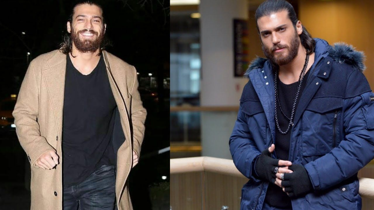 Can Yaman Is The New Advertising Face Of Italian Clothing