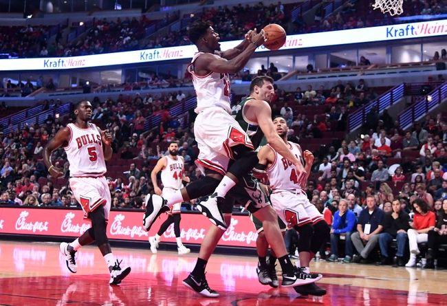 Indiana Pacers vs. Chicago Bulls - 10/6/16 NBA Preseason Pick, Odds, and Prediction