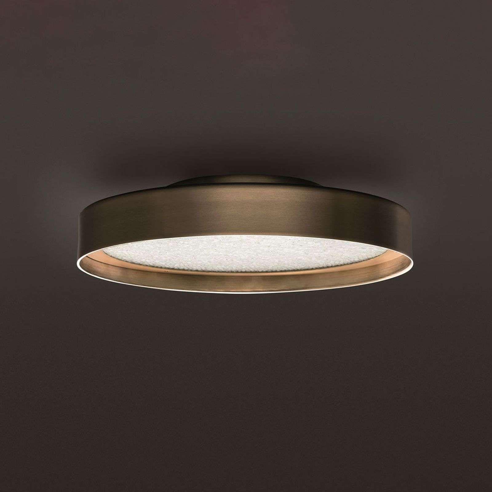 Oluce Berlin Plafondlamp Doorsnede 30 Cm In 2020 Plafondlamp Metaal Lampen24