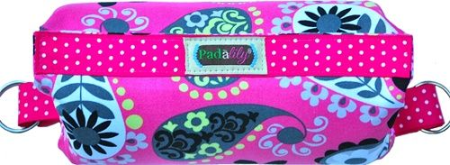 The Padalily Handle Cushion Girl Whales Arm Cushion for Infant Car Seat