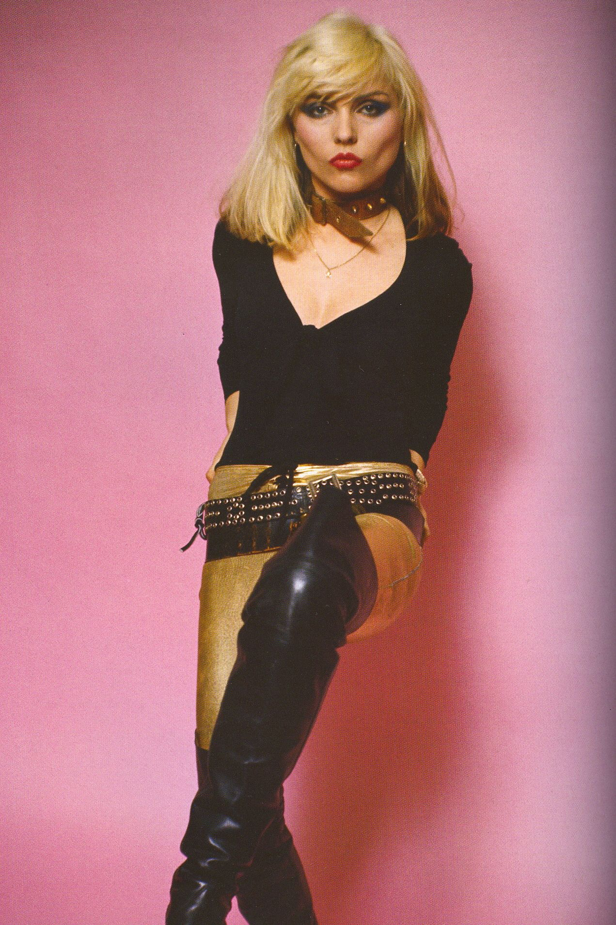 Debbie Harry / Blondie | 70s COSTUME PARTY | Pinterest