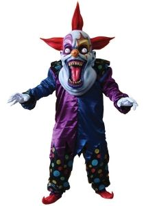 Oversized Evil Clown Costume - Adult Costumes  sc 1 st  Pinterest & Oversized Evil Clown Costume - Adult Costumes | Fun for the Holidays ...