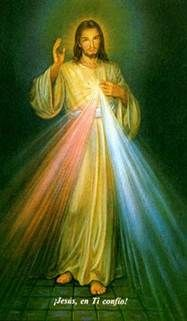 10 Kb View Download Divine Mercy Divine Mercy Image Lighted Canvas Art