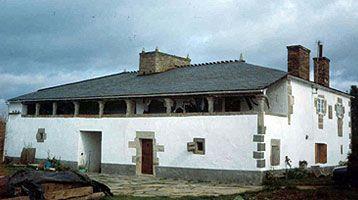 Casa de Abelleira (Sta. Mariña de Outeiro de Rei)