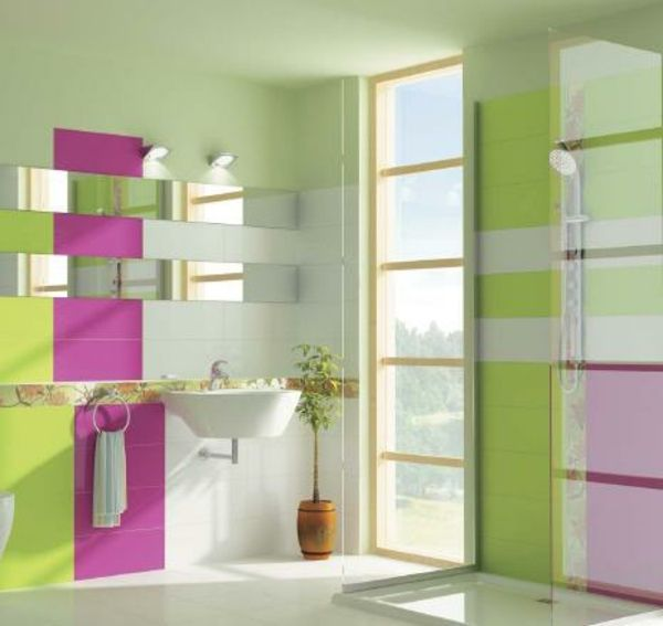 Badezimmer Ideen Grün | Tolle badezimmer, Kleines bad ...