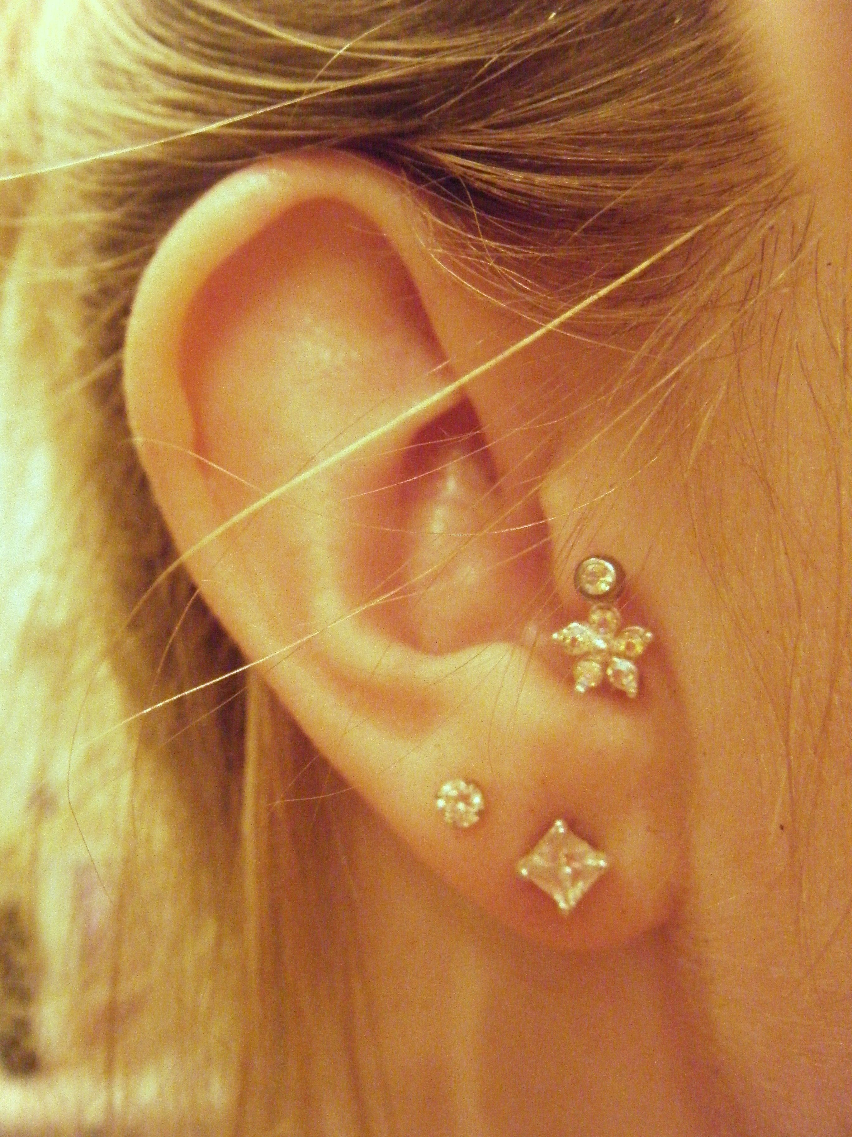 I need new Tragus jewelry earrings and tattoos Pinterest