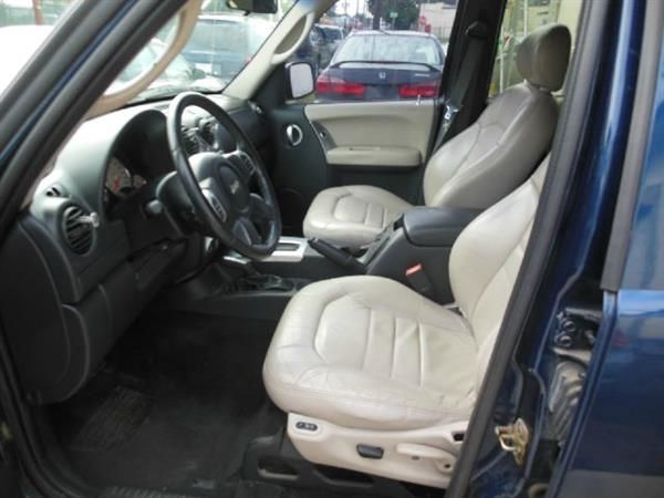 2002 Jeep Liberty Sport Seat Covers