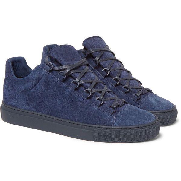 Suede shoes men, Sneakers