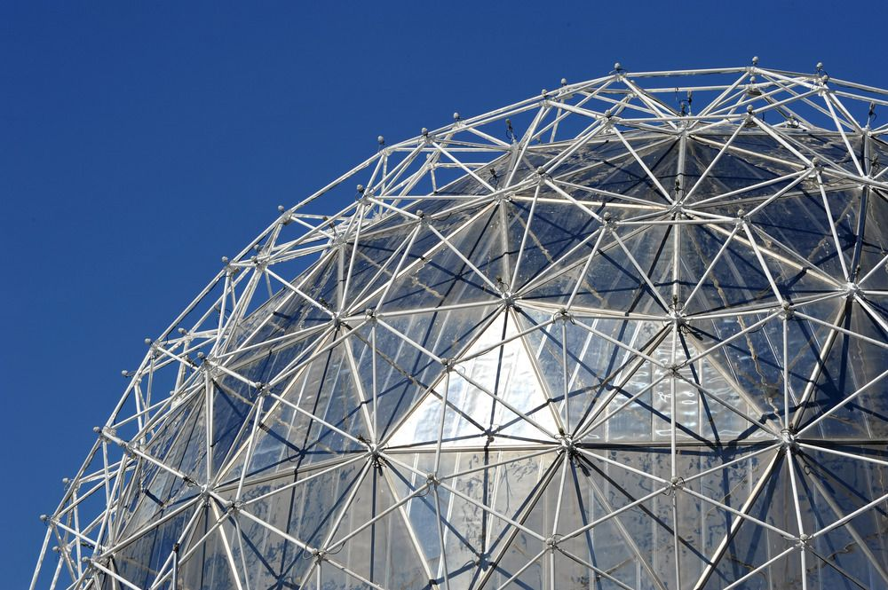 Science World - Vancouver, BC / Canada by Heribert Wettels