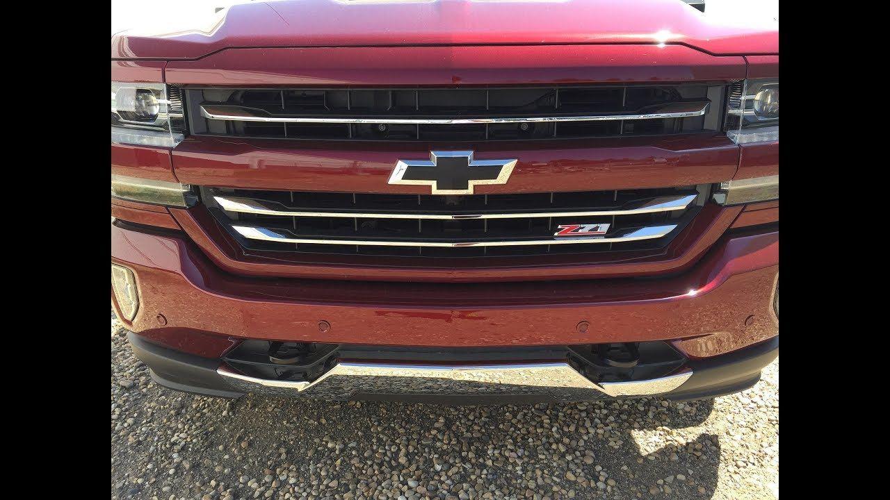 2017 Chevrolet Silverado 1500 Crew Cab Short Box For Sale Ltz