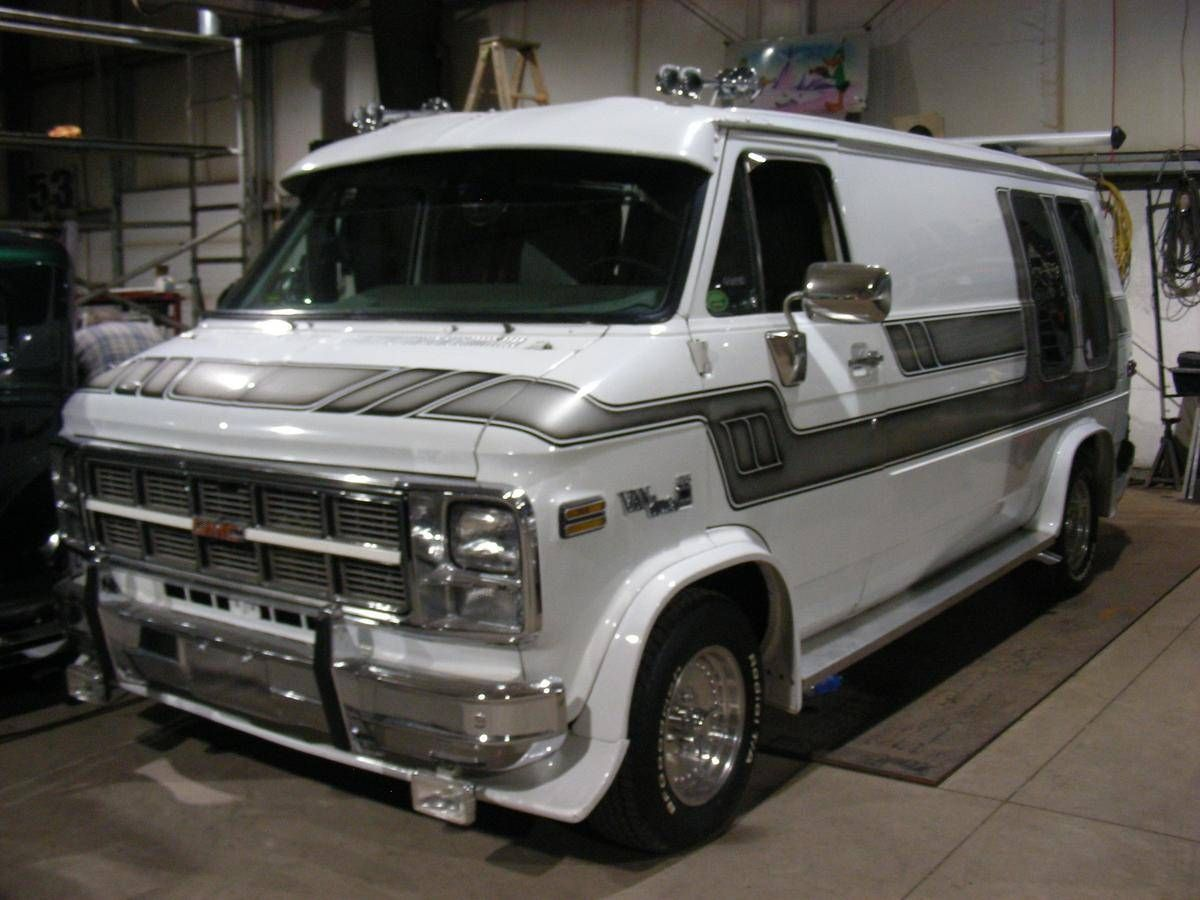 1980 Gmc Vandura For Sale 2034876 Hemmings Motor News Gmc