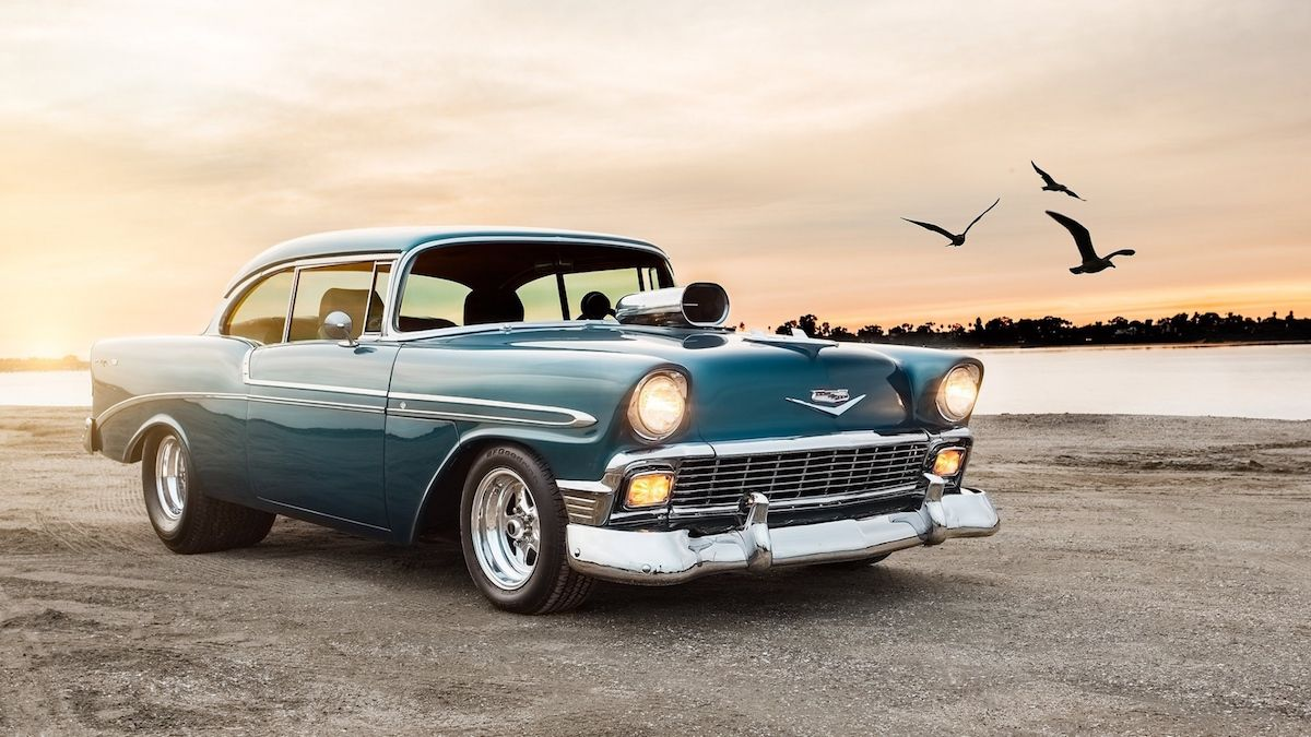 Can You Name These Classic Car Models Chevrolet Bel Air