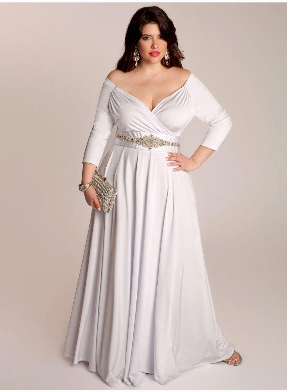5 herrlich atemberaubende Plus Size Brautkleider | Kleider ...
