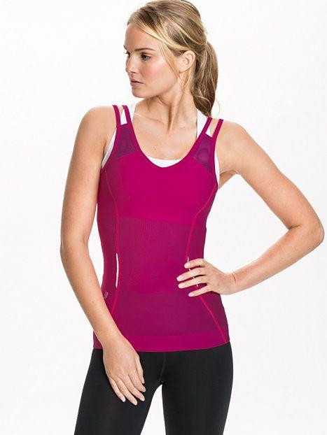 Various Colours Activewear Top Ladies Cooltex Sports Vest Gamegear