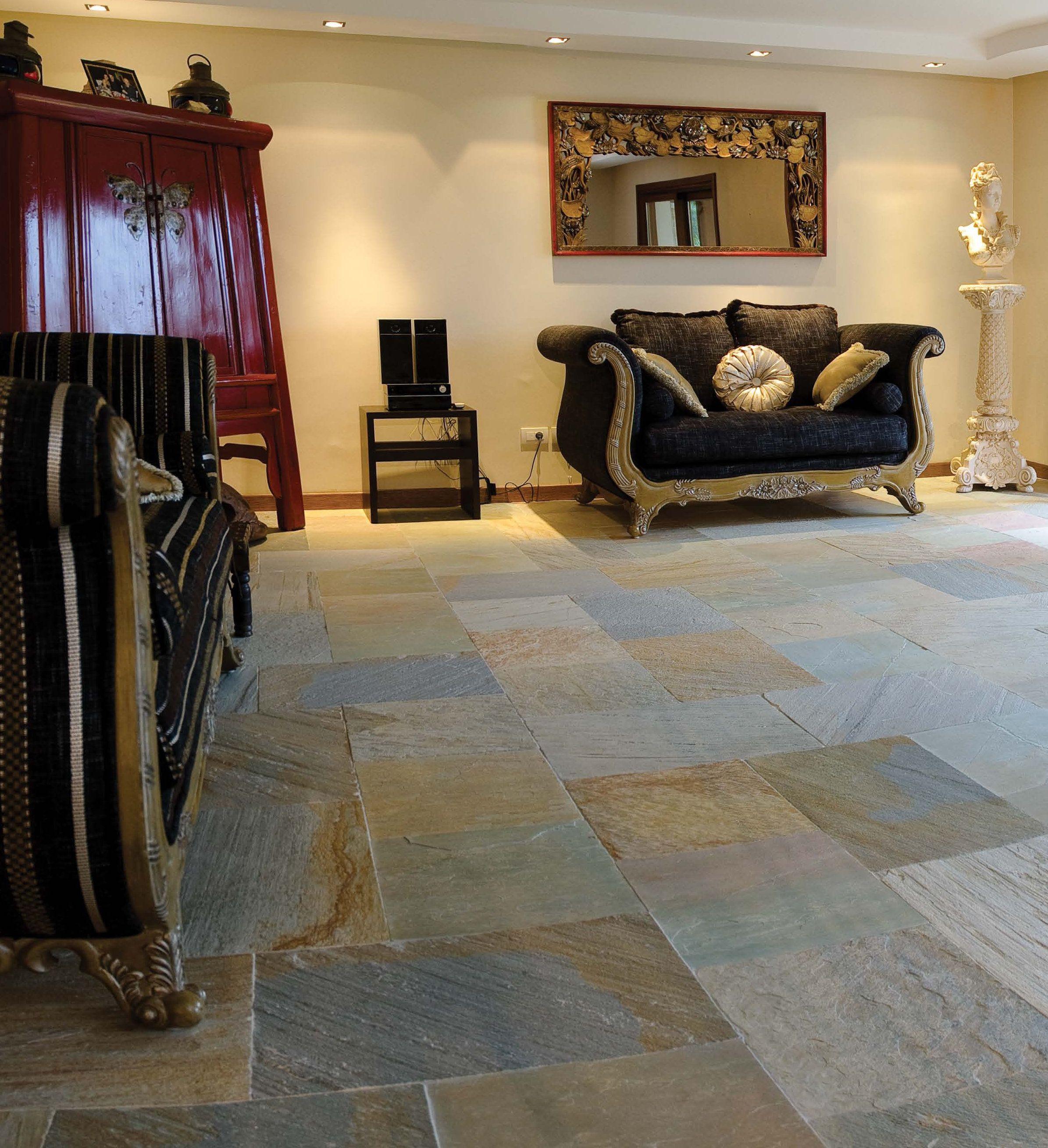 Slate Trends 2013 Marble Systems Inc Slate Tile Concrete Floors Living Room Tiles For Sale #slate #floors #in #living #room