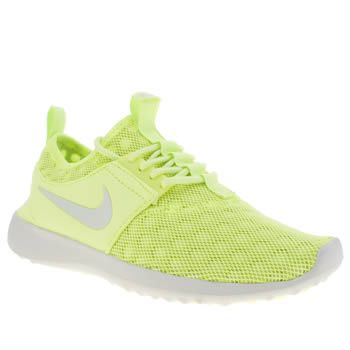 womens nike green juvenate trainers on biggest