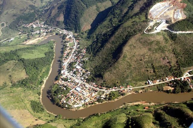 Adrianópolis, Paraná, Brasil - Pop 6.374 (2014)