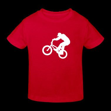 Kids biker tee t shirt by Teemakers on Etsy