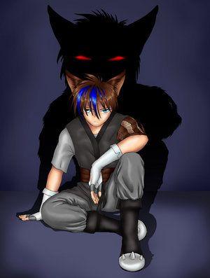 A Wolf Demon Werewolf By Ateenagelycan On Deviantart Wolf Boy Anime Anime Wolf Magical Boy Anime