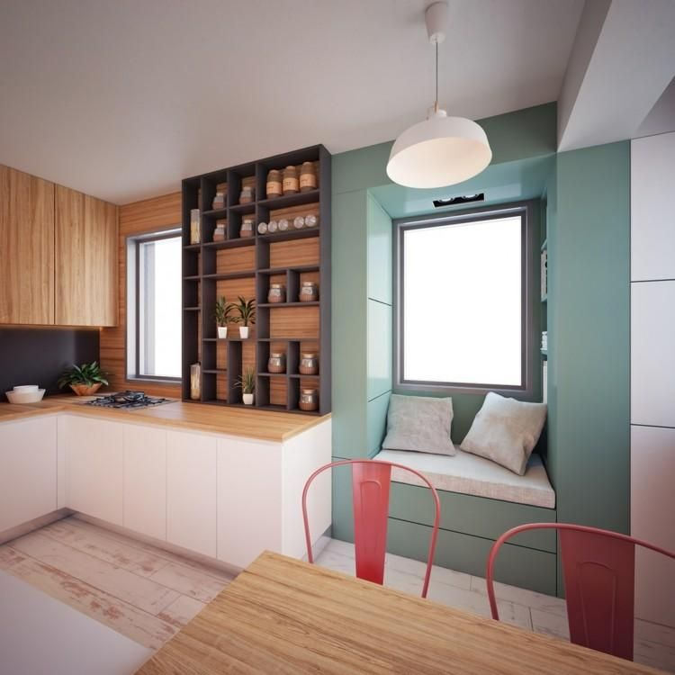 Kleine Böden sorgen für ein komfortables und frisches Design | Haus ...