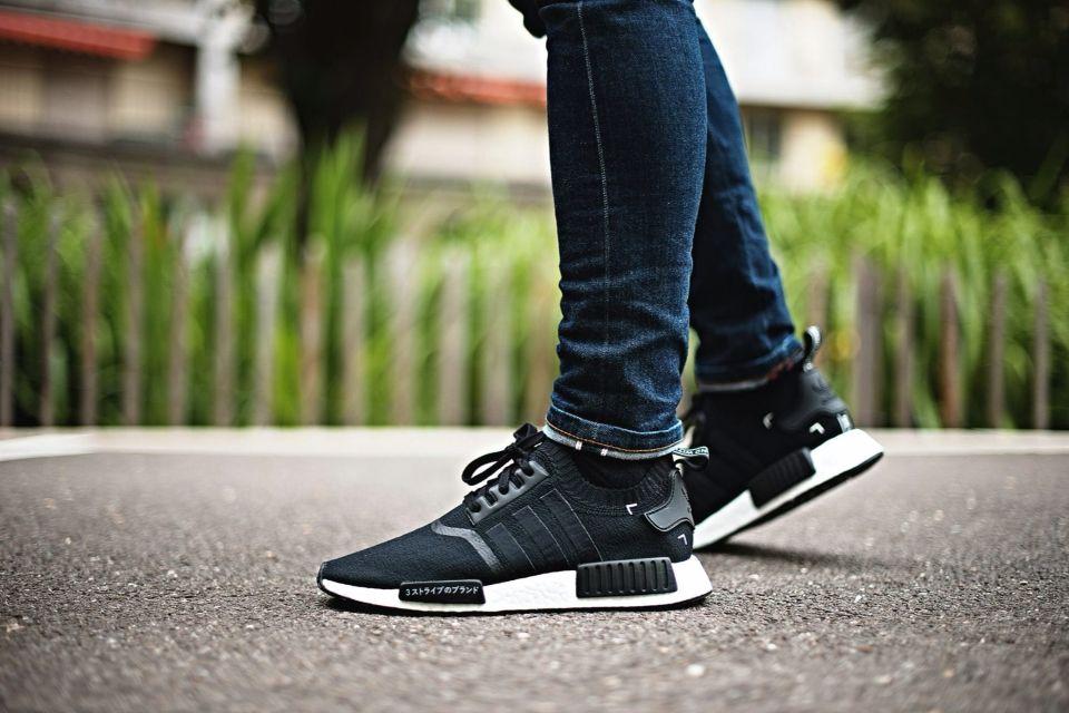 Adidas NMD R1 Triple Black S31508 Herren Damen billige