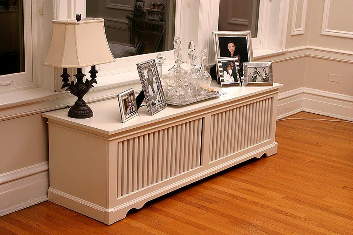 Wooden Radiator Cabinet Co.