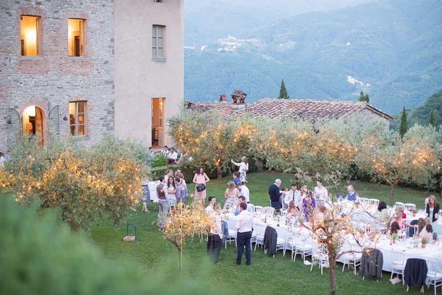 Villa Catureglio Tuscany Wedding Photographer ~ Emer ...