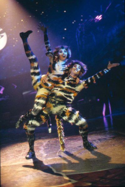 The 1998 Cats Film Cats The Musical Cats Musical Jellicle