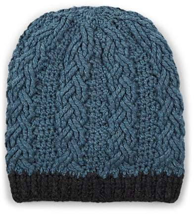 7746a3667 Barneys New York MEN'S CABLE-STITCH CASHMERE BEANIE - BLUE in 2019 ...