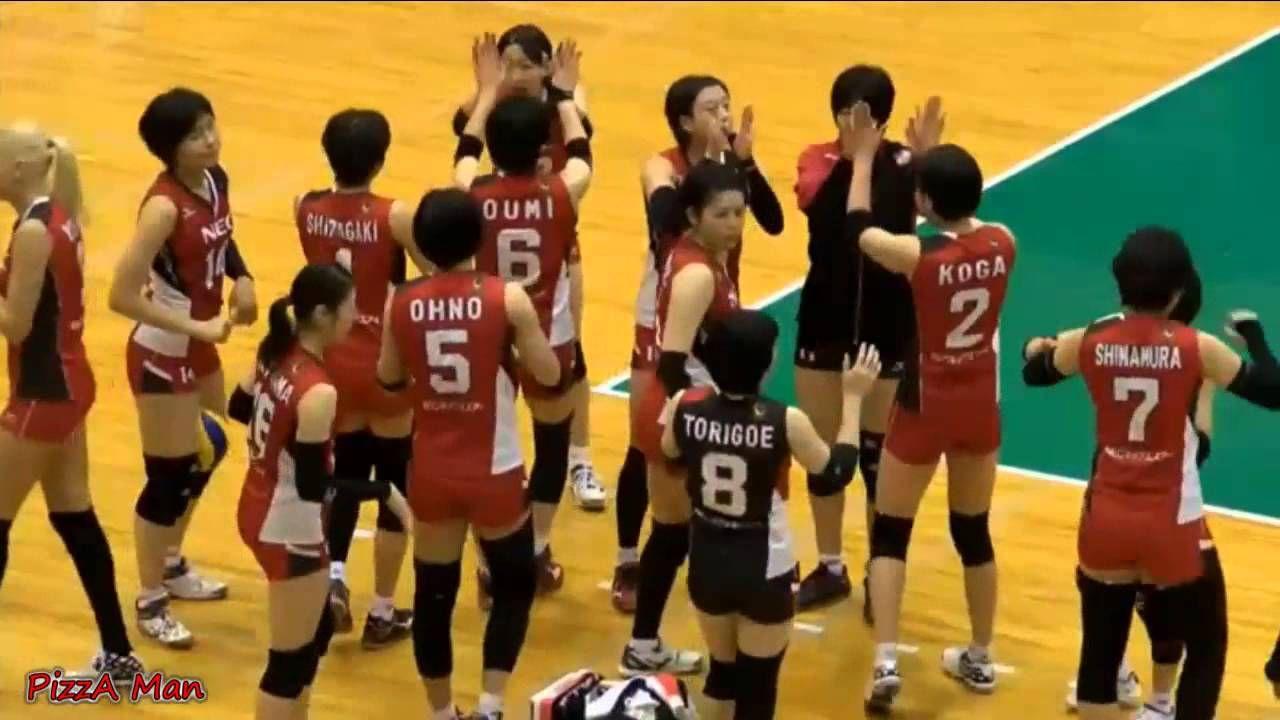 22 Nov 15 Sarina Koga Vs Hisamitsu Springs V League