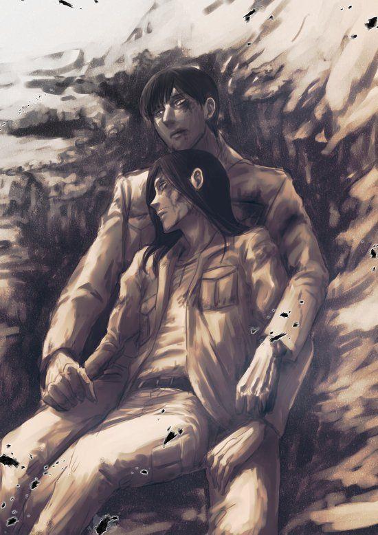 Eren Jaeger kruger | Attack on titan anime, Attack on ...