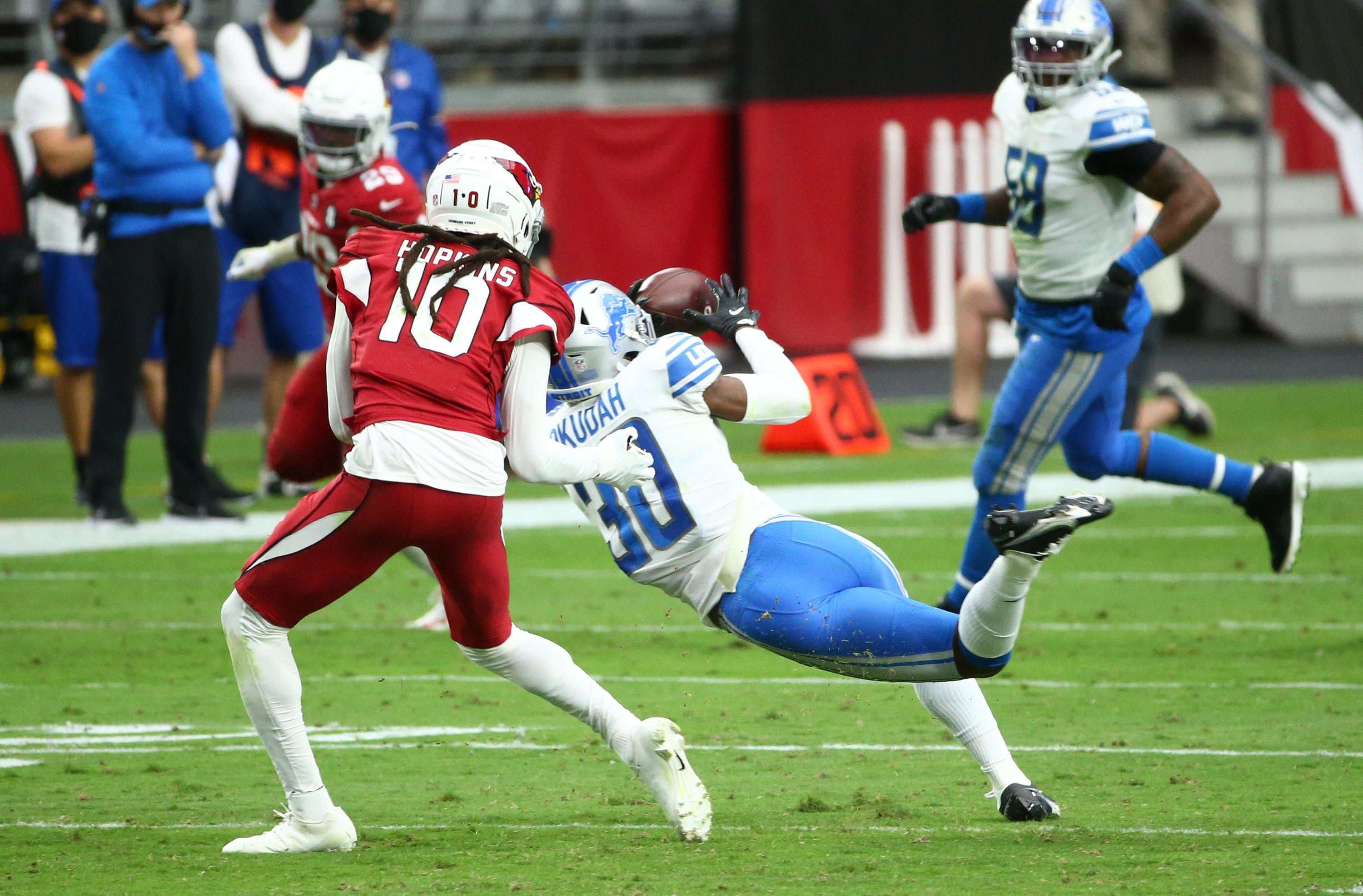 How The Detroit Lions Defense Emphatically Broke Out Of A Turnover Drought Detroit Lions Michigan Sports Detroit