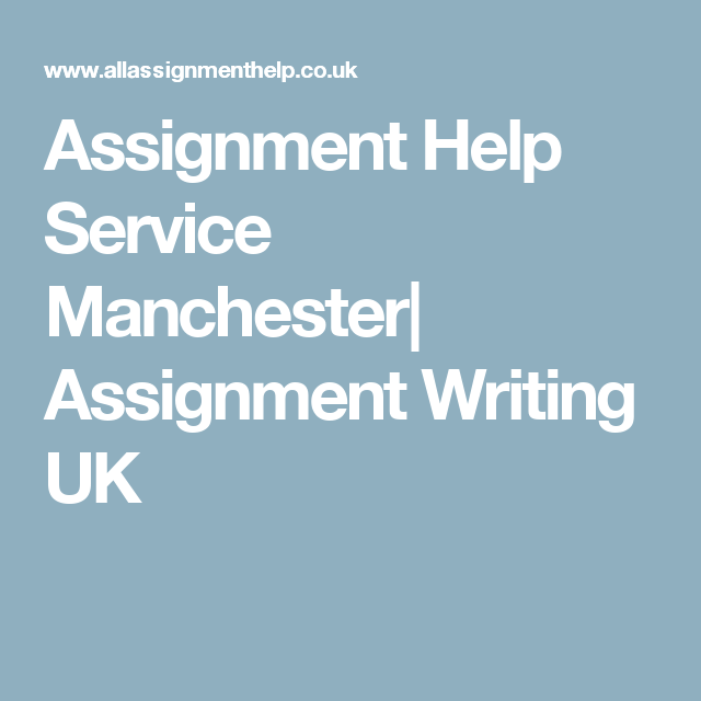 Essay writing service manchester