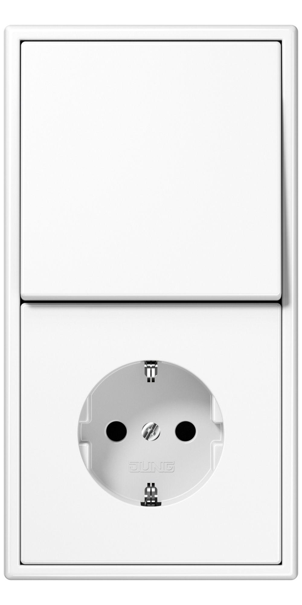 Jung Ls 990 Projet Maison Deco