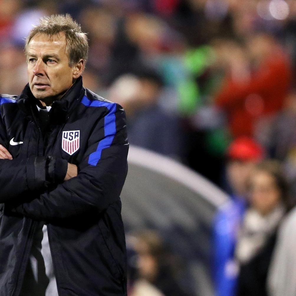 A History Of Sunil Gulati S Bland Critiques Of Jurgen Klinsmann Vice English Premier League World Football Jurgen Klinsmann