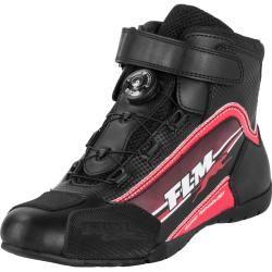 Photo of Flm Sports Shoe 1.2 botas de moto homens vermelhos tamanho 37 Flm