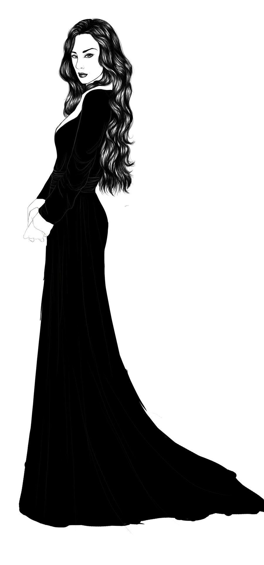 Melisande Shahrizai By Livskaiantart On @deviantart