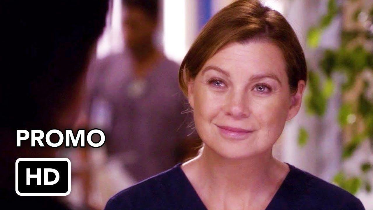 Greys Anatomy Season 14 Love Triangle Promo Hd Youtube