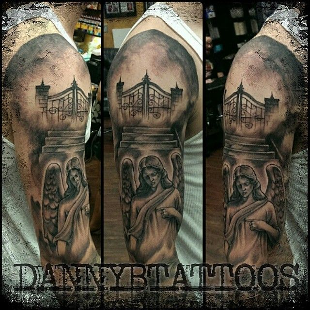 Can You Get Into Heaven With Tattoos Pin On Tats 3