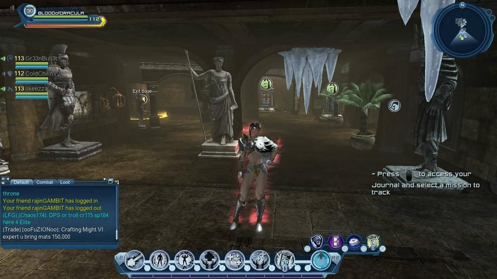 dcuo lightning healer www best resume