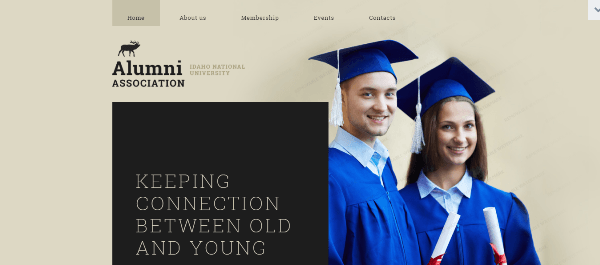 60+ Best Education Website Templates - Web Design Wheel | website ...