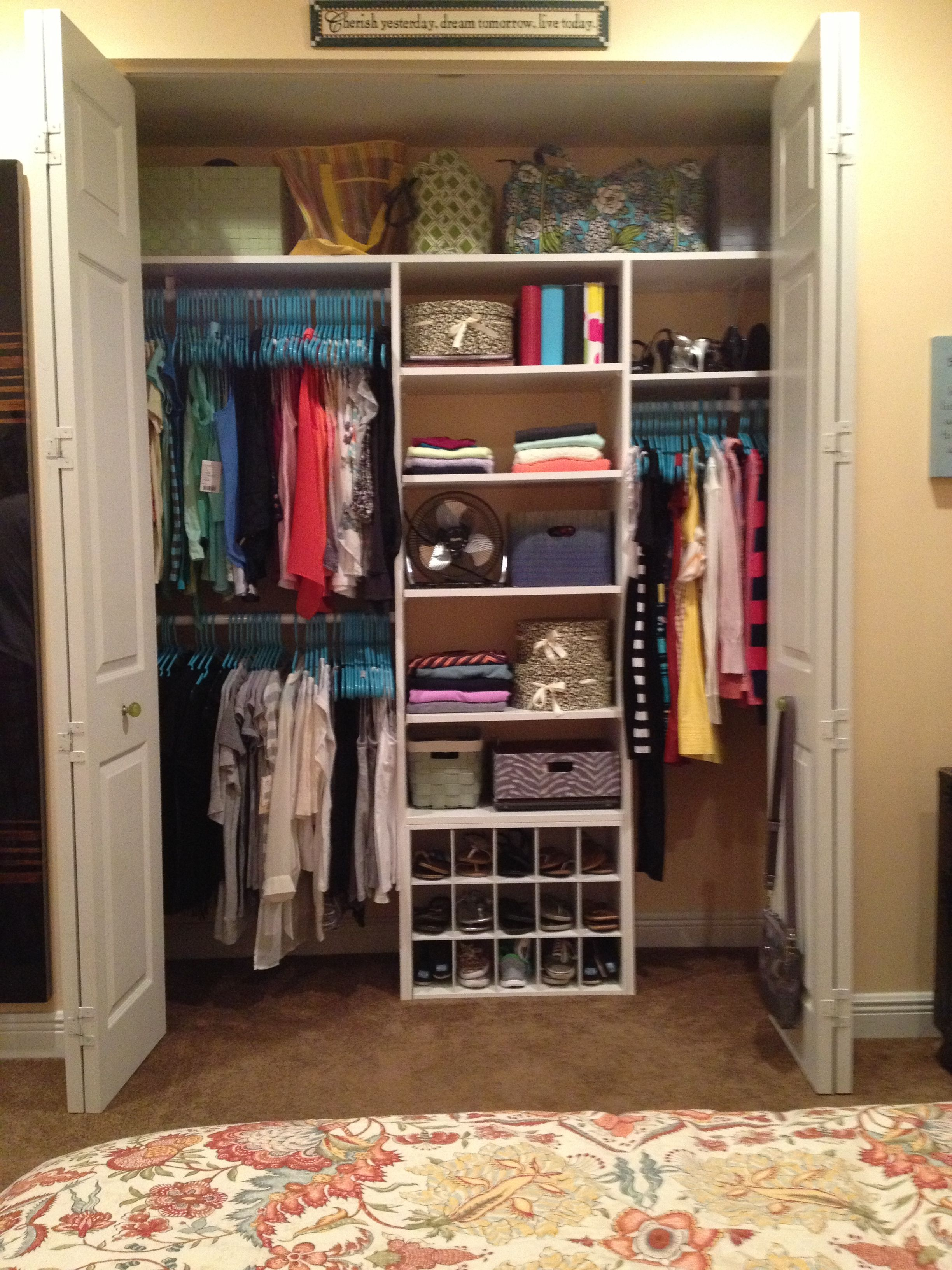 closet organization want to make my youngest daughters 16011 | c0556ca219a31aaa582ce09fd101c852