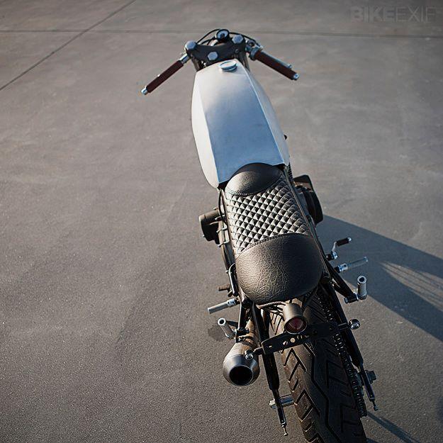 Asiento Wrenchmonkees Laverda 750