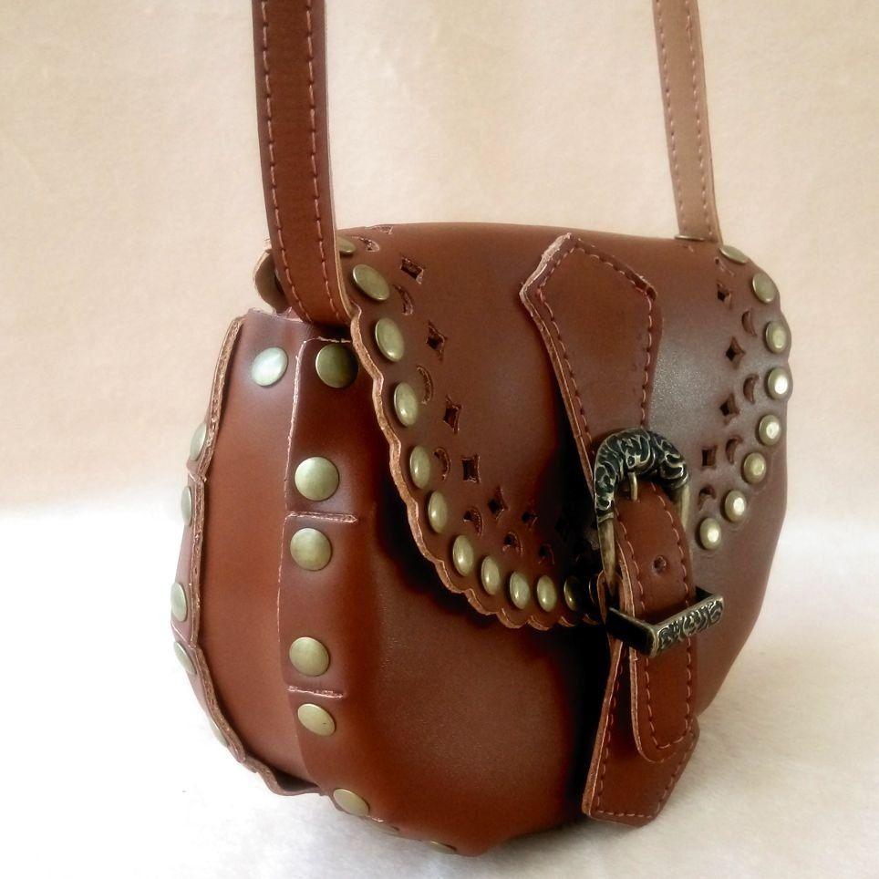 7f9e7d7276340 Bolsa Feminina Pequena de Couro